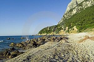 Tavolara Island Royalty Free Stock Images - Image: 5889789