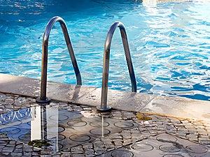 Pool Detail Stock Photos - Image: 5896373