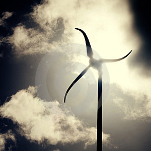 Windpower Stock Photos - Image: 5898093