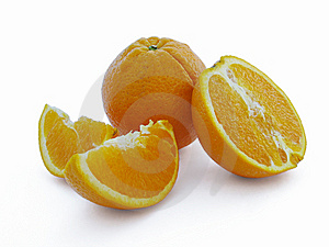 Juicy Orange Fruit Stock Photography - Image: 5898652