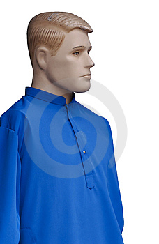Sad Mannequin Stock Photography - Image: 595522