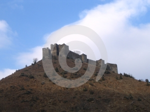 Castle Maglic Royalty Free Stock Photos - Image: 595878