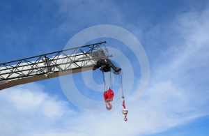 Crane Stock Photos - Image: 596763