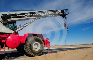 Crane Stock Photography - Image: 596802