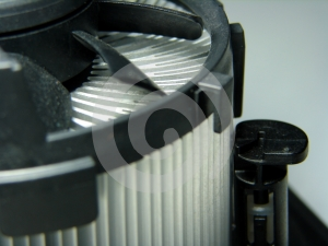 PC Cooling Fan Stock Photo - Image: 597140