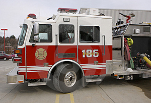 Fire Truck Stock Photos - Image: 599543