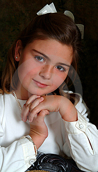 School Aged Girl Stock Photos - Image: 5900163