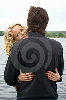 Girl And Boy Stock Images - Image: 5904934