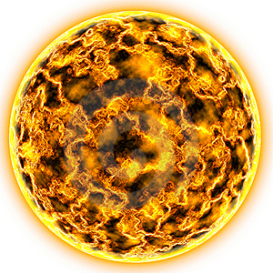 Fireball Royalty Free Stock Images - Image: 5905039