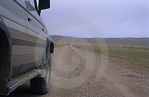 Road In Tibet 2 Royalty Free Stock Photo - Image: 5905755