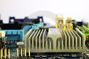 Motherboard Stock Photography