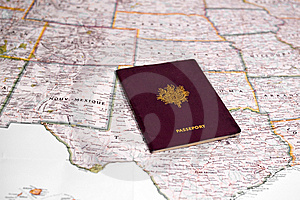 Ready to travel Stock Photography