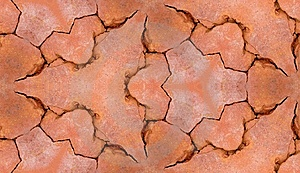 Cracked Brickwork Tile Pattern Background Texture Stock Image - Image: 5911121