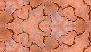 Cracked Brickwork Tile Pattern Background Texture Stock Image - Image: 5911121