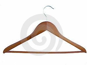 Hanger Free Stock Image