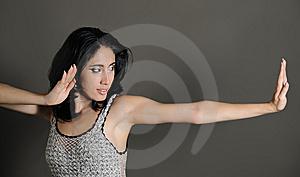 Contemporary Dancer Stock Photos - Image: 5918803