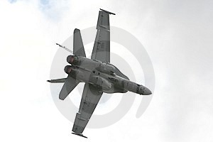 F18 Hornet Stock Images
