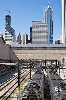Chicago Transportation Stock Image - Image: 5919771
