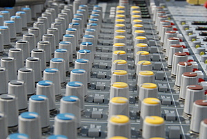 Music Mixer Stock Photos - Image: 5931223