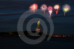 The Statue Of Liberty Stock Photography - Image: 5932232