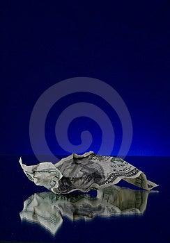 Unated Indica O Dólar Fotografia de Stock - Imagem: 5939782
