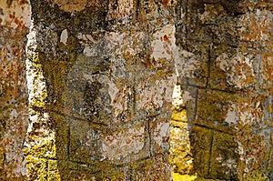Rude Columns Stock Photo - Image: 5946790