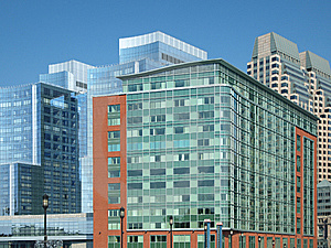 Modern Office Buildings Royalty Free Stock Photography - Image: 5954317