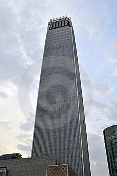 Skyscraper Royalty Free Stock Photos - Image: 5954818