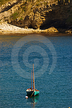 Sailboat Royalty Free Stock Image - Image: 5955706