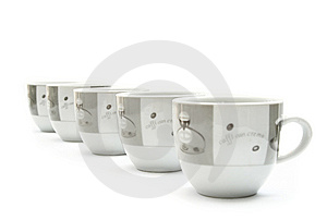 Cup For Coffee Royalty Free Stock Photo - Image: 5958445