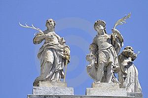 Cathedral; Solothurn, Switzerland Royalty Free Stock Image - Image: 5960976