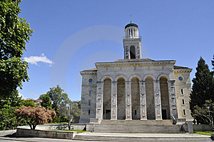 Church, Solothurn Switzerland Stock Photography - Image: 5961242