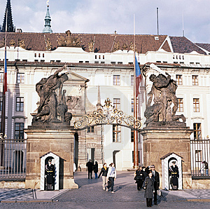 Old Praha Royalty Free Stock Images - Image: 5961689
