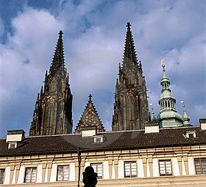 Old Praha Royalty Free Stock Photo - Image: 5961715