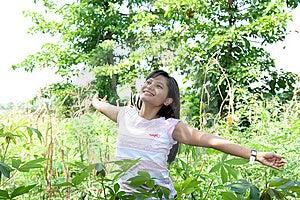 Genießen Sie Natur Lizenzfreie Stockfotos - Bild: 5962838