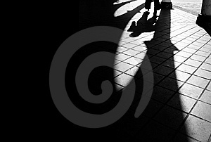 Playing With Light Stock Images - Image: 5964074