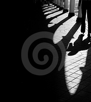 Playing With Light Stock Image - Image: 5964131