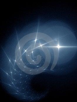 Estrellas del extracto Imagen de archivo
