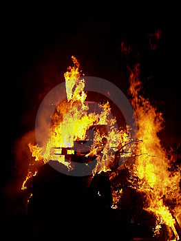 Fire Royalty Free Stock Photos - Image: 5966518