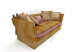 Classical Sofa Royalty Free Stock Photo - Image: 5968435