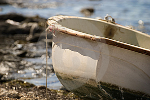 Old Boat Royalty Free Stock Images - Image: 5972049