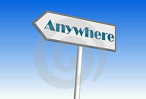 Go To Anywhere Stock Photos - Image: 5975903