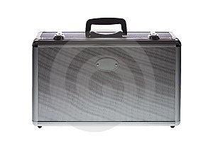 Aluminium Case Royalty Free Stock Photos - Image: 5979448