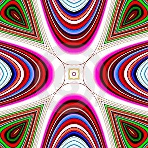Colour Pattern Tile Background 2 Stock Photo - Image: 5981990