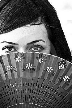 Spanish Eyes Stock Images - Image: 5984634
