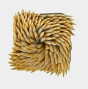 Toothpick Stock Photo - Image: 5985940