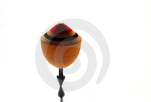 Spinning Top Royalty Free Stock Photo - Image: 5989995