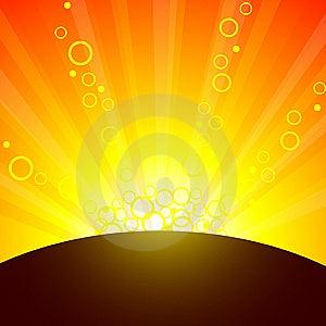 Sun. Stock Image - Image: 5991701