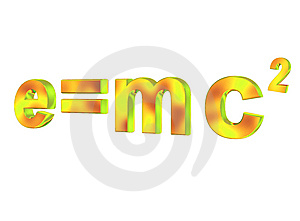 E=mc2 Royalty Free Stock Photos - Image: 5992748