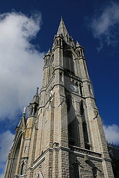 Cobh Cathedral, Strength Royalty Free Stock Images - Image: 5996039